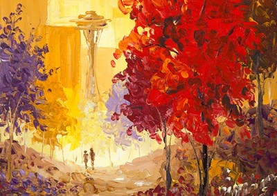 Seattle Fall